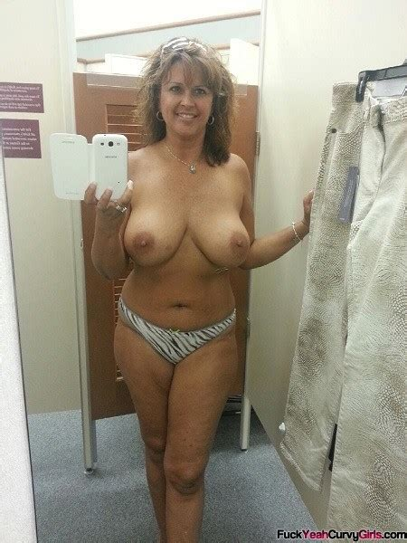 Chubby MILF Selfie - Fuck Yeah Curvy Girls