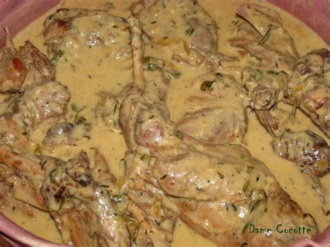 cuisiner un lapin de garenne lapin de garenne au cidre les passions de dame cocotte