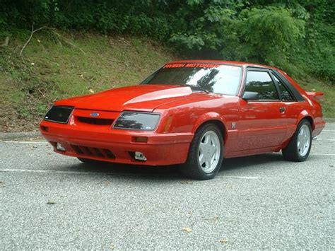 1986 Ford Mustang by Toddfiveoh 1986 Ford Mustang Specs Photos Modification