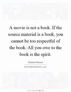 Respectful Quot... Material Movie Quotes