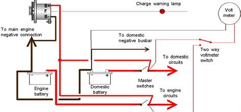 marine voltmeter wiring diagram 31 wiring diagram images