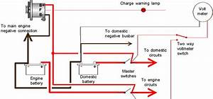 Wiring Diagram  33 Voltage Gauge Wiring Diagram