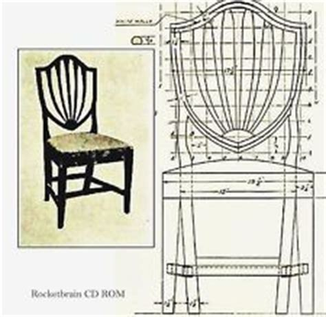 vintage furniture woodworking plans  ideas
