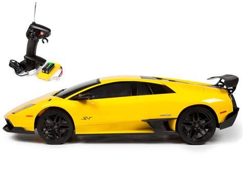 Big Murcielago Remote Control Lamborghini Rc Car W/spoiler