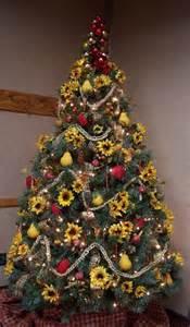 perennial passion sunflower christmas tree