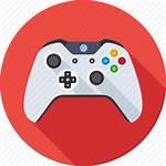 Gamepad Controller Xbox Icon Gaming Joystick Transparent