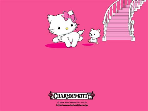 charmmy wallpaper  charmmy kitty wallpaper