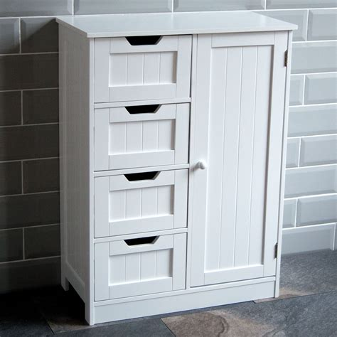 Home Discount  Freestanding Cabinets  Bathroom Furniture