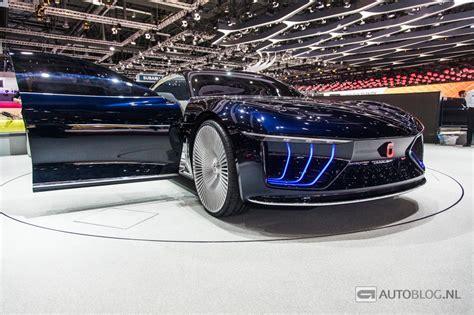 Italdesign Giugiaro Gea Concept Mooier Dan Een Tesla