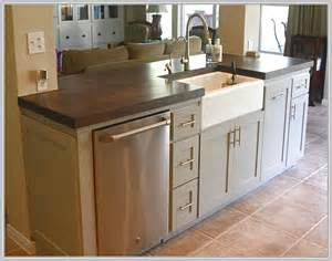 small kitchen island with sink and dishwasher home - Kitchen Island With Sink And Dishwasher And Seating