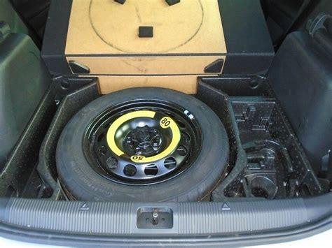 skoda yeti space saver spare wheel boot kit  leyland lancashire gumtree