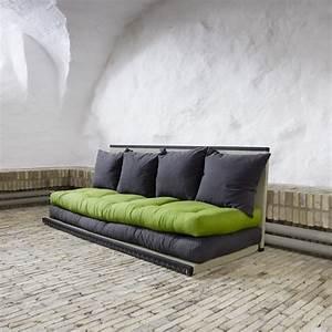 matelas pour canape lit futon canape idees de With deco cuisine pour matelas