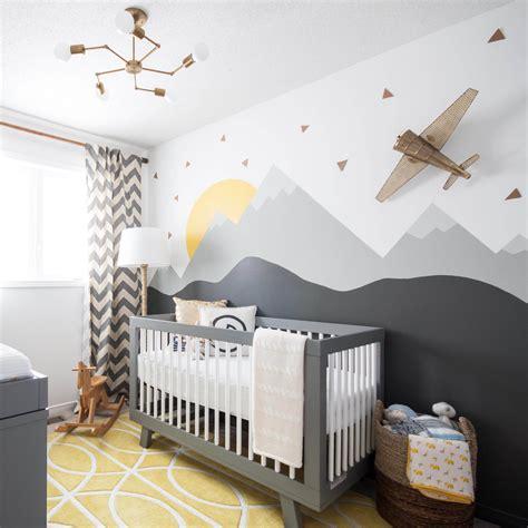 Kinderzimmer Wandgestaltung by Kinderzimmer Wandgestaltung Berge Wohndesign Ideen
