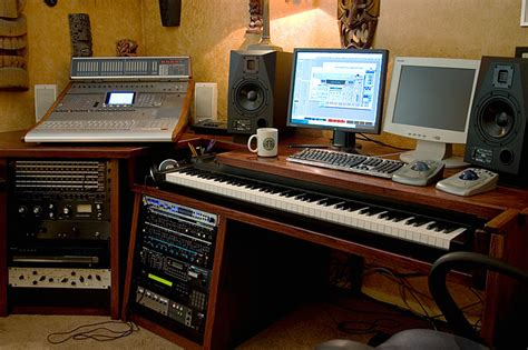 recording studio computer desk music workstation desk music studio desk design desk