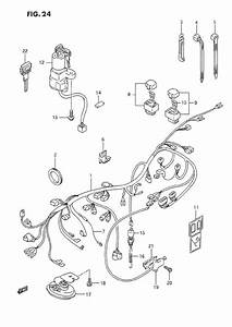 Wiring Harness - Electrical - Rgv250 M-t