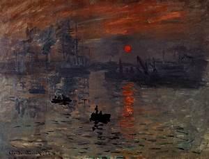 L39impressionnisme Claude Monet Impression Soleil
