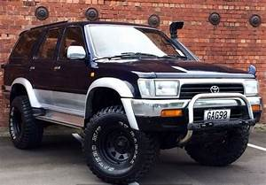 Toyota Surf Hilux 3 0 Turbo Diesel Manual 1992