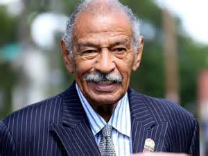 Rep. John Conyers denies harassment pay off
