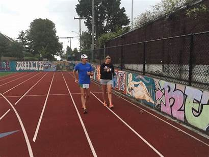 Race Steve Seattle Racewalking Walk Olympics Times