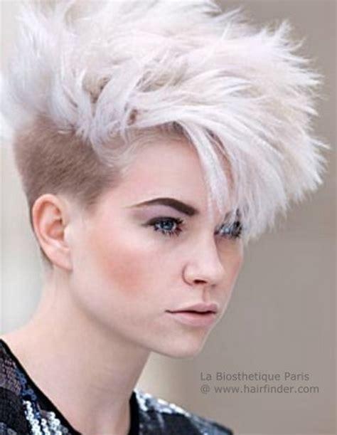 short punk haircuts