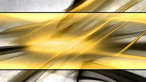 Black White Gold Looping Abstract Motion Background ...