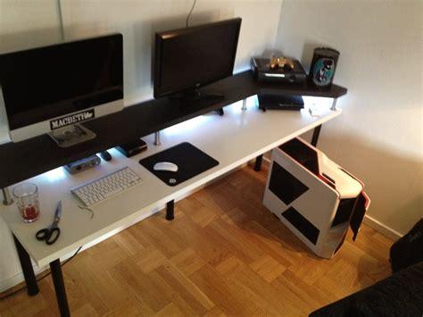 tips skrivbord foer litet utrymme hobby fritid och livsstil