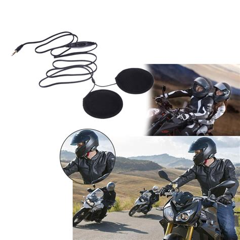 motocross helmet with speakers 3 5mm jack motorbike motorcycle helmet speakers volume