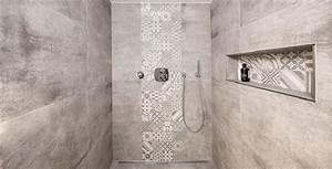 Rutschfeste Fliesen Dusche : kreative gestaltung ebenerdiger duschen fliesen kemmler ~ Watch28wear.com Haus und Dekorationen