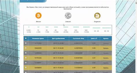 BLDtabs bitcoin+litecoin+dogecoin НА ПОЛНОМ АВТОМАТЕ ...