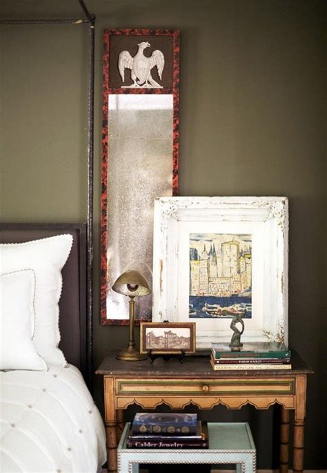 golden rules   ideal nightstand composition home