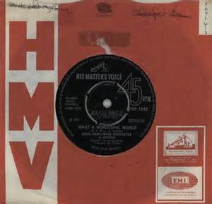armstrong wonderful louis 4pr vinyl cd album