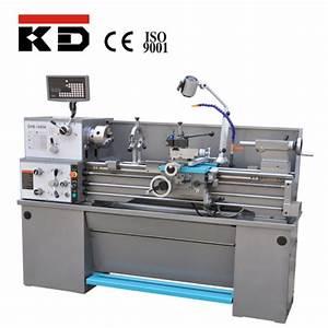 China Mini Metal Cutting Manual Bench Lathe Machine Ghb