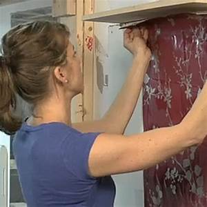 Pose Papier Peint Intissé Sur Ancien Papier : comment poser du papier peint ~ Dode.kayakingforconservation.com Idées de Décoration
