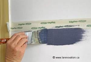 Comment Peindre Une Chambre En 2 Couleurs : peindre un mur de maison en 2 couleurs ~ Melissatoandfro.com Idées de Décoration