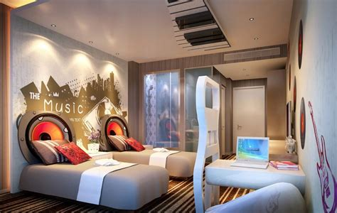 themed rooms music theme hotel room 3d house free 3d house pictures and wallpaper