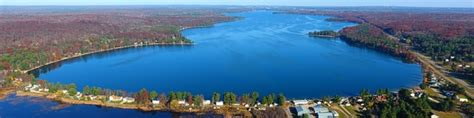 Boat Rentals In Gaylord Mi by Otsego Lake Map Otsego County Michigan Fishing Michigan