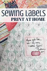 make printable sewing labels for your work the sewing loft With dressmaking labels
