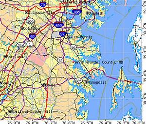 map of maryland cities | anacostiaque