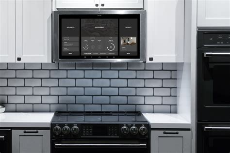 view    great ge appliances launches industry exclusive kitchen hub  ces ge