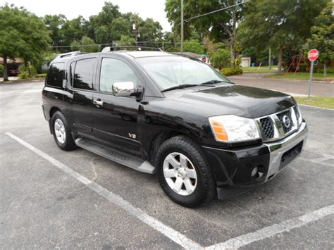 2006 Nissan Armada Review by 2006 Nissan Armada Reviews 2006 Nissan Armada Overview