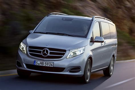 Mercedes V Class Picture by Mercedes V Class 2014 Pictures 13 Of 28 Cars Data