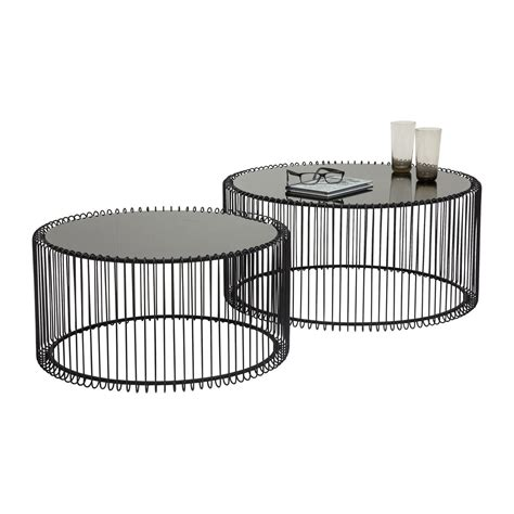 lit gigogne canapé table basse contemporaine wire kare design