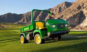 Bringing Muscle To The Golf Course With The John Deere