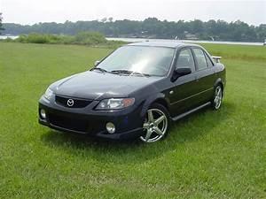 2003 Mazda Mazdaspeed Protege - Overview