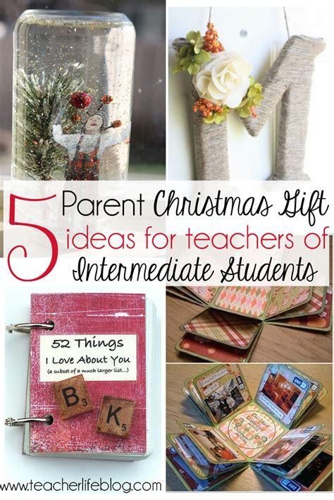 parent christmas gift ideas from students images