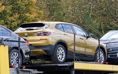 Leaked 2018 Bmw X2 (f39) Sdrive20i Looks Great In Misano