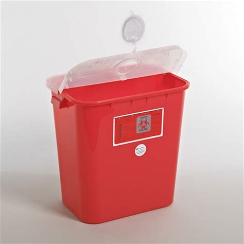 8 Gallon Stericycle Sharps Container | Stericycle
