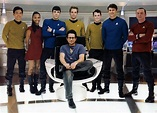 Star Trek 2009 Cast | Isaac Santiago | Flickr