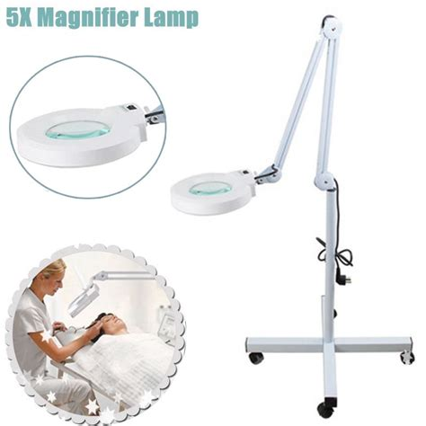 floor l with magnifying glass dazor magnifying floor l meze blog lights and ls