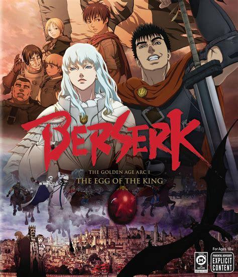 berserk  golden age arc   egg   king anime